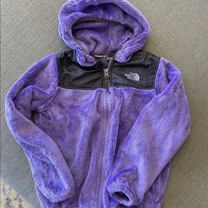 Like New Girls North Face Jacket